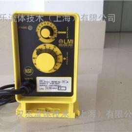 加药泵电磁隔膜计量泵P766-368TI,76HV