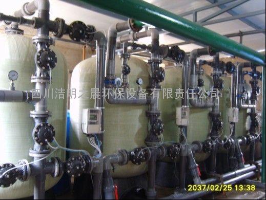 洁明JMA/JMC多阀系统水处理设备、软水设备