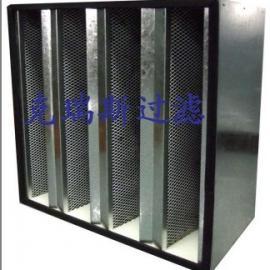 克瑞斯供应V型活性炭过滤器