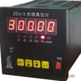 现货供应ZDJ-3型数显式热偶真空计