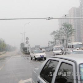 四川电子警察卡口杆厂家 电子眼立杆生产、制作、加工