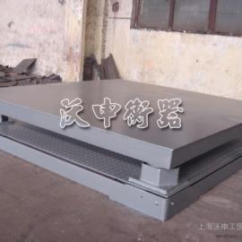 5吨江苏弹簧缓冲电子地磅,带打印功能缓冲电子地磅