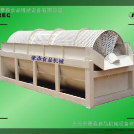 鼠笼洗薯机-薯类淀粉设备