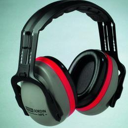MSA HPE高舒型头戴式防噪音耳罩/头戴式耳罩