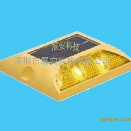 太阳能塑料道钉 塑料道钉 发光道钉