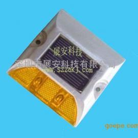 太阳能单面道钉 单面太阳能道钉 单面铸铝道钉