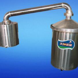 酿酒设备及生料酿酒技术