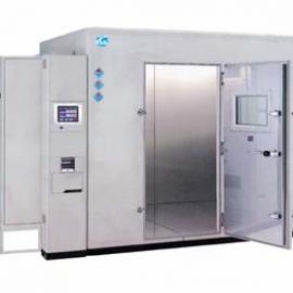 老化房/步入式恒温恒湿试验室/高低温交变湿热  简户厂家直销