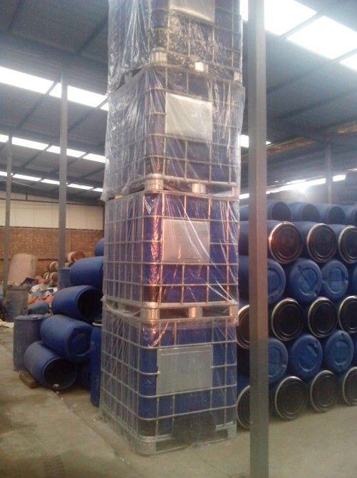 避光吨桶 1000升蓝色吨桶化工级塑料桶