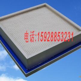 江西南昌市制药厂医院高效送风口层流天花|初中高效空气过滤器