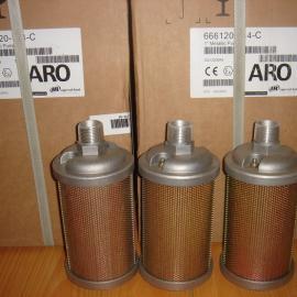 ARO/英格索兰气动隔膜泵专用消音器