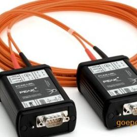 PCAN-LWL:CAN总线光电耦合器