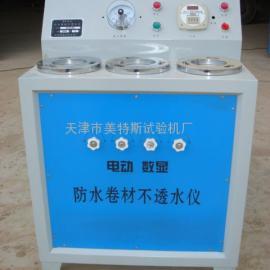 DTS_96型电动防水卷材不透水仪