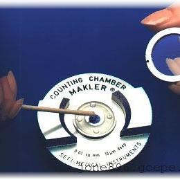 以色列Makler精子计数池计数板MAKLER计数板