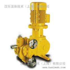 米顿罗MROY系列RA060S024G1MNN液压隔膜计量泵