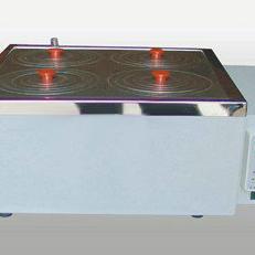 双列四孔数显电子恒温水浴锅