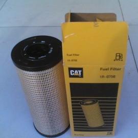 CAT卡特挖掘机滤芯柴油滤芯 机油滤芯1R0756