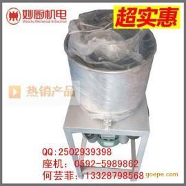 漳州24型打浆机:机器或手工制作肉丸的设备