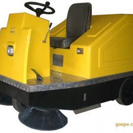 青羊电动道路清扫车扫地车扫路车小型扫地机环卫人工清扫车
