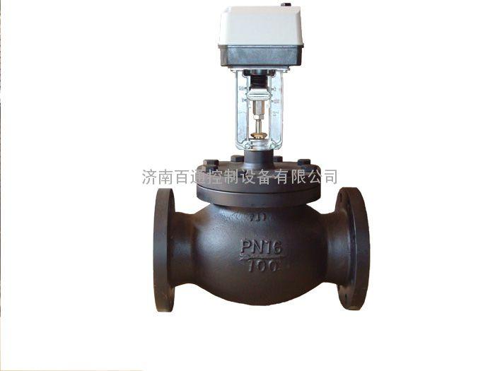 霍尼韦尔混装电动温控阀(DN15-150)