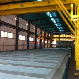 清远盾美铝业全自动型材氧化生产线.大型铝材氧化生产线厂家