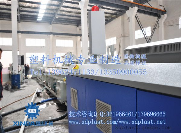 品质保障江苏PE20-630管材挤出生产线设备专业制造厂家