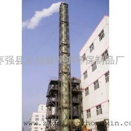 耐高温烟囱 玻璃钢脱硫除尘器烟囱