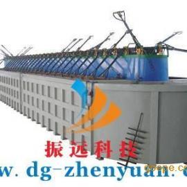 环形钓鱼式电镀生产线.振远环保电镀生产线.专业电镀设备供应商