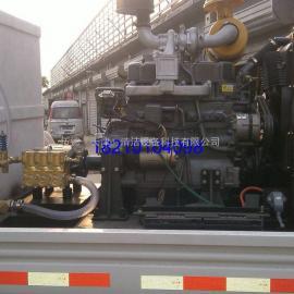柴油机驱动高压水枪租赁