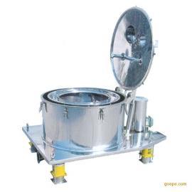 供应(厂家直销)LD/PD立式卸料平板吊袋式离心机