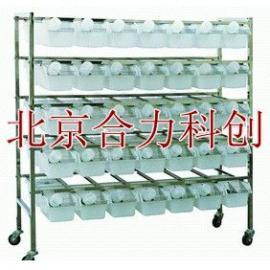 小鼠笼架悬挂式/304不锈钢/耐酸碱度/带饮水壶