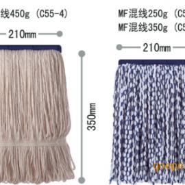 联捷百福拖把E210-MF混线 250g