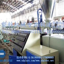 PVC消音管生产线厂家|PVC消音管生产线价格报价