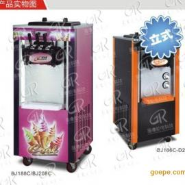 商用冰淇淋机,厦门彩色冰淇淋机,甜筒冰淇淋机