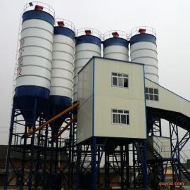 川广HZS180商品混凝土搅拌站