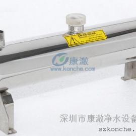家用紫外线杀菌器,不锈钢材质生活用水紫外线杀菌器