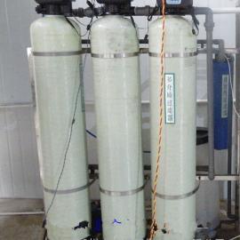 工厂地下水处理设备|工厂井水安装图片