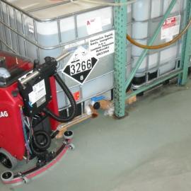 洗地机器-扫地机器人-进口清洁机器-物业用洗地机