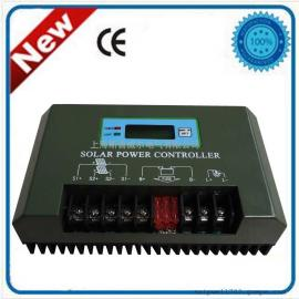 12v30A光控时控 LCD液晶显示太�能控制器