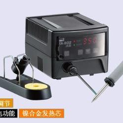 GOOT固特 无铅焊锡对应 温度可调电烙铁RX-802AS