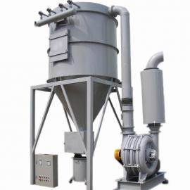 优洁中央集尘机 脉冲袋滤式吸尘机 工业中央脉冲吸尘机