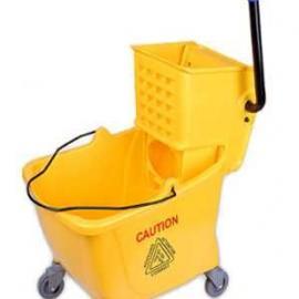 24L侧压单桶榨水车