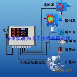 漏氯报警器 固定式漏氯报警器