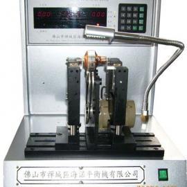 海诺平衡机供应模型飞机电机带磁性微转子平衡机