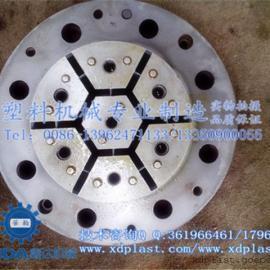 PVC/PE七孔梅花管生产线价格报价|江苏PVC梅花管生产线生产厂家