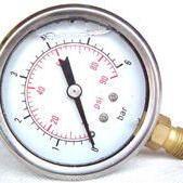 耐震真空压力表