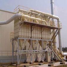 水泥厂PPC96-6气箱脉冲袋式除尘器