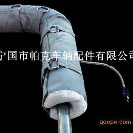 可拆卸式隔热罩