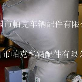 可拆卸式保温隔热套