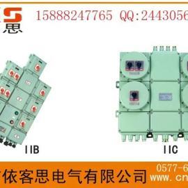 电动葫芦电源箱  内安装63A塑壳断路器一个